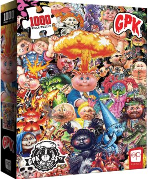 "2020 GPK ""Yuck"" 35th Anniversary Commemorative 1,000 Piece Puzzle by USAopoly!"