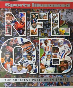 Sports Illustrated NFL Quarterback, Hardcover Coffee Table Book