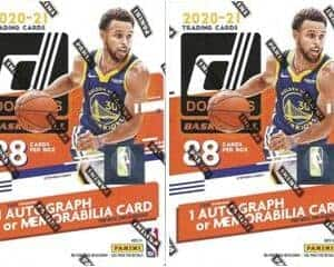 2020-21 Panini Donruss Basketball NBA 88 Card BLASTER BOX
