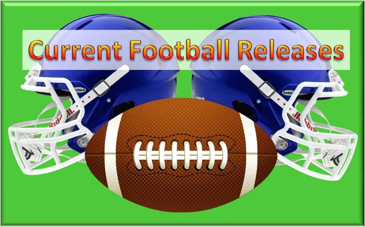 New Football Releases