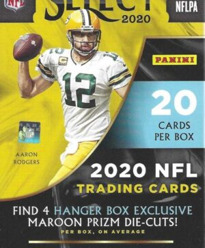 2020 Panini Select Football NFL 20 ct. HANGER BOX