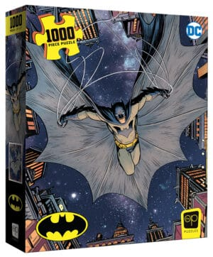 """2021 USAopoly DC Batman """"I Am The Night"""" 1,000 pc. PUZZLE"""