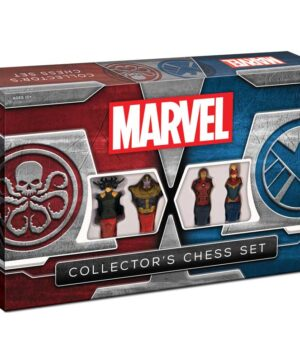 2021 Marvel DC Comics Universe Character Collector Edition CHESS SET (Auction)