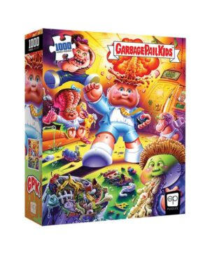 """2021 USAopoly Garbage Pail Kids """"Home Gross Home"""" 1,000 pc. PUZZLE"""