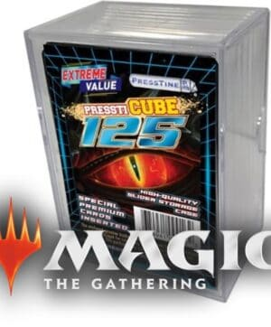 2021 PMI Magic the Gathering New, Sealed 125 Card CUBE