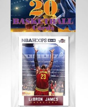 2021 PMI NBA Basketball Trading Cards Bulk Packed 20 Ct. Packs, Assorted 24 PACK CASE (Auction)