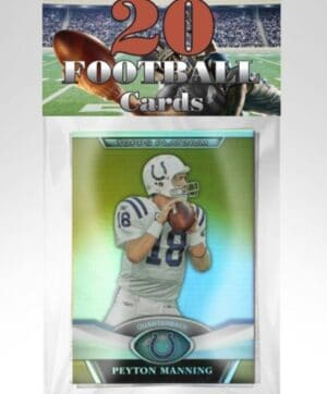 2021 PMI NFL Football Trading Cards Bulk Packed 20 Card Packs, ASSORTED 24 PACK CASE (Auction)