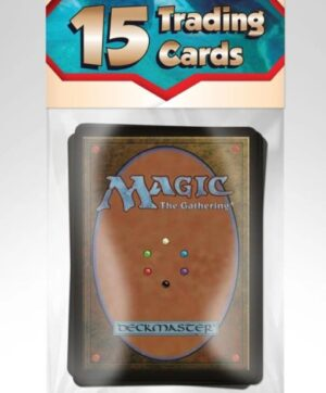 """2021 PMI """"Magic: The Gathering"""" Trading Cards Bulk Packed 15 Card Packs, 24 PACK CASE"""
