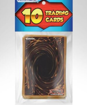 """2021 PMI """"Yu-Gi-Oh!"""" Trading Cards Bulk Packed 10 Card Packs, 24 PACK CASE"""