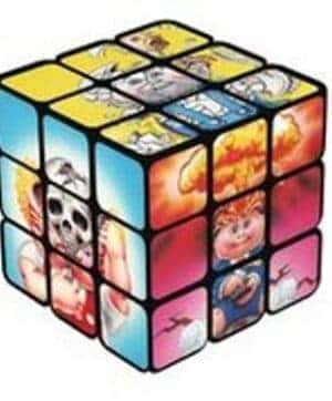 2021 Garbage Pail Kids Rubik's Cube.  Officially Licensed, Limited Ed. GPK Product.